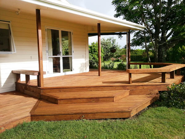 Can You Place A Gas Barbecue On A Wooden Deck?